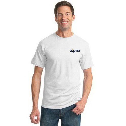 Jerzees Z Blend Heavyweight T-Shirt - White-Box of 24