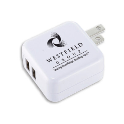 UL Certified Dual Output AC Adaptor - Box of 25