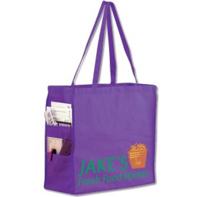 Conference Tote Sack- Box of 100