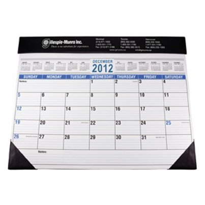Full Size Desk Planner- Box of 100