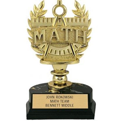 Math Trophy