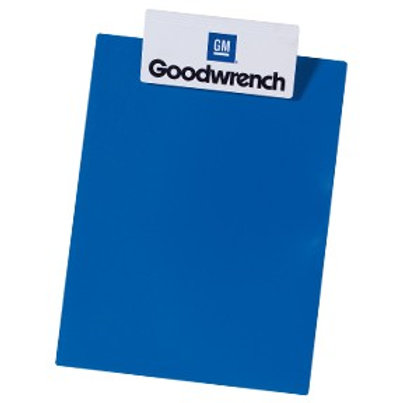 Letter Clipboard with Jumbo Clip - Box of 100