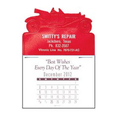 Press-N-Stick Calendars - Antique Car - Box of 150