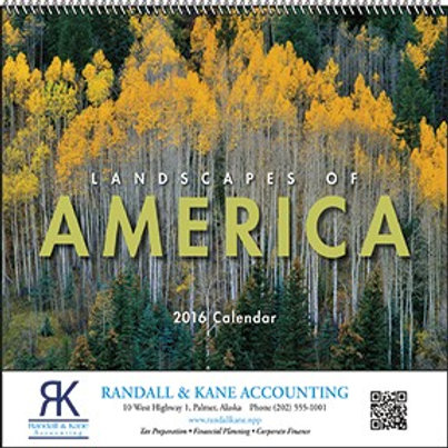 Landscapes of America - Early - Box of 150