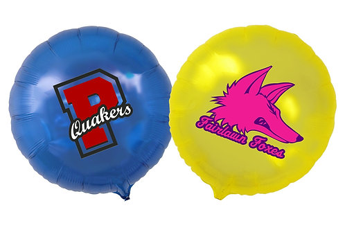 """18"""" Shaped Foil Balloon - Box of 25"""