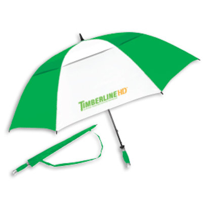 The VentedTyphoon Tamer Golf Umbrella- Box of 24
