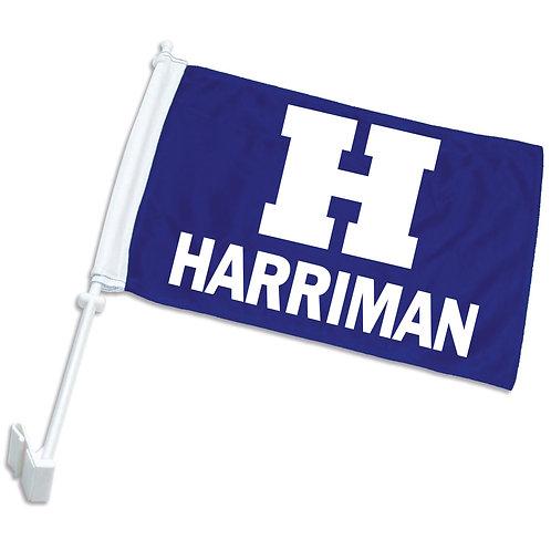 Harriman car flag