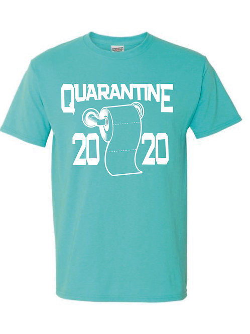 Quarantine 2020 T-shirt TEAL