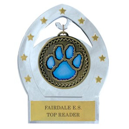 Acrylic Medal Holder Item No. AMH 6 Reviews | Write a Review  Share this item Em