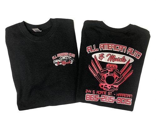 Custom T-shirt  (No minimum qty)
