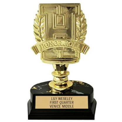 Honor Roll Trophy