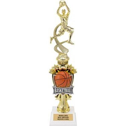 Girls Basketball Sport Award