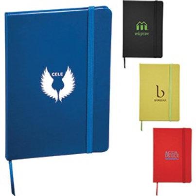 5x7 Snap Elastic Closure Notebook - Box of 150