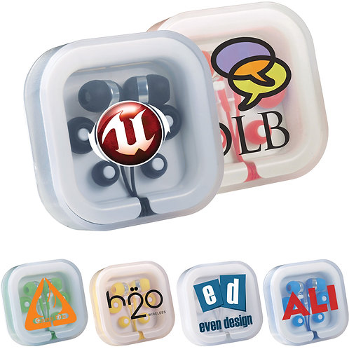 Color Pop Earbuds - Box of 100