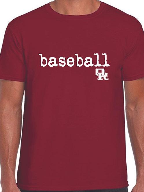 Cardinal T-shirt - Qwerty design