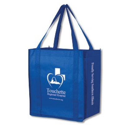 Grocery Bag with Polyboard Insert- Box of 100
