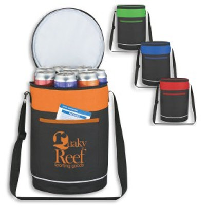 Barrel Buddy Round Cooler Bag - Box of 50