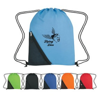 Sports Pack With Outside Mesh Pocket- Box of 100