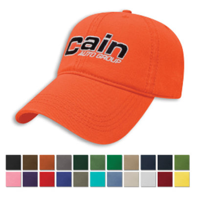 Relaxed Golf Cap - Box of 48