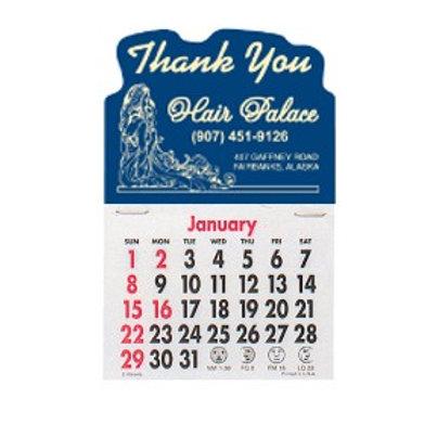 Press-N-Stick Calendars - Thank You - Box of 150