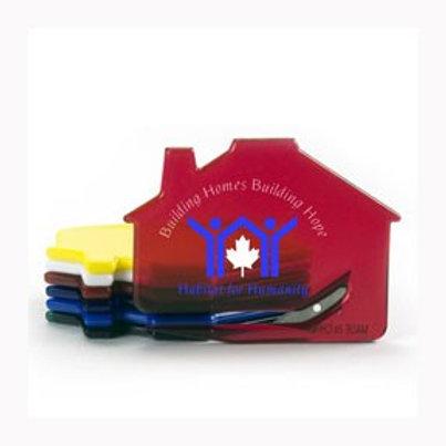 House Shaped Keystone Cutter- Box of 500