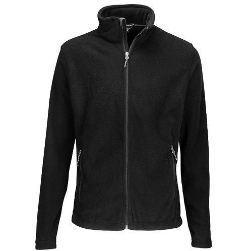 Port Authority fleece jacket embroidered (No minimum)