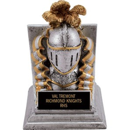 HD Mascot Trophy Knight