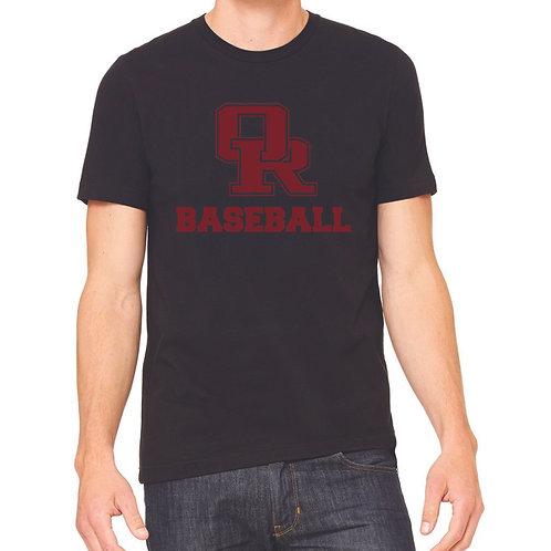 Black T-shirt - Traditional design