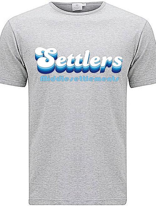Settlers t-shirt