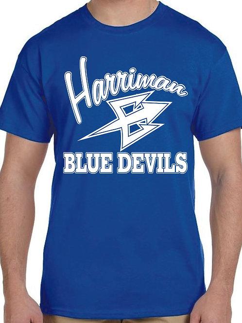 Harriman Blue Devils short sleeve