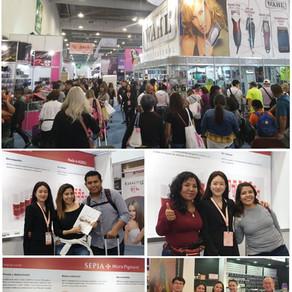 2019 EXPO BEAUTY SHOW(Mexico City, 2019.10.27 - 29)