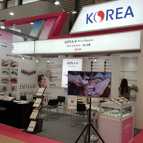 2019 CHINA BEAUTY EXPO (Shanghai, 2019.05.20 - 22)