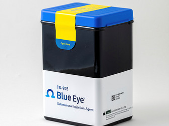 Packaging improvement for Black Eye™ & Blue Eye™