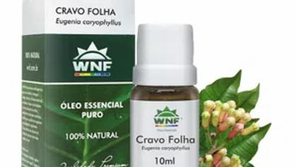 Óleo Essencial Cravo Folha 10 ml - Eugenia caryophyllus