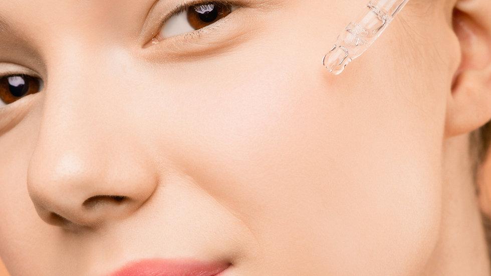 Óleo Facial Regulador de Jojoba, Gerânio e Laranja Doce  - 30ml