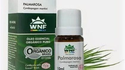Óleo Essencial Palmarosa Orgânico 10 ml - Cymbopogon martini