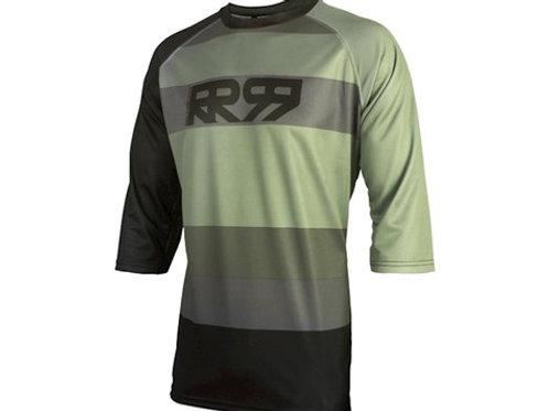 ROYAL RACING drift jersey stone grey/black