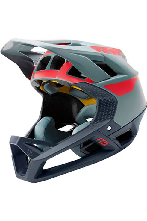 FOX Casco Proframe Light Blue