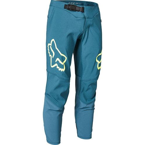 FOX Pantaloni Youth Defend Pant Blue