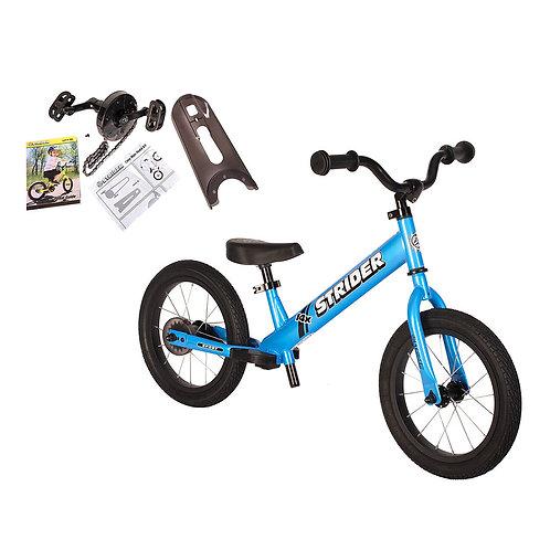 Strider14X completa di pedali