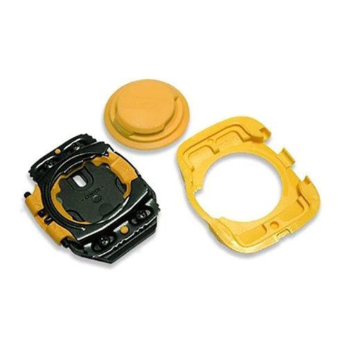 SPEEDPLAY tacchette walkable giallo