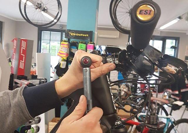 Le vostre bici nella nostra officina al