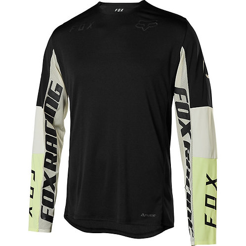 FOX Flexair Delta LS Honr Jersey - black