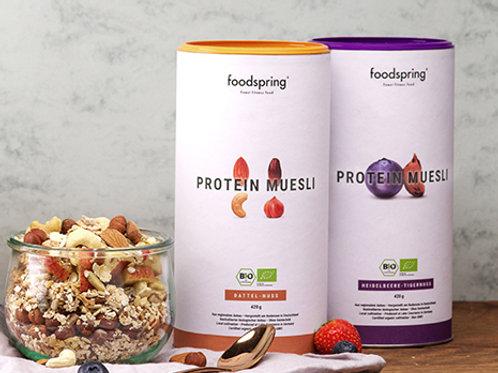FOODSPRING Muesli Proteico