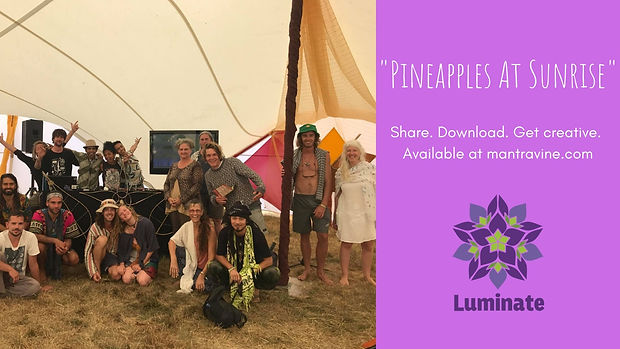 Luminate Festival Workshop Song