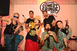 Singapore Band for Festival