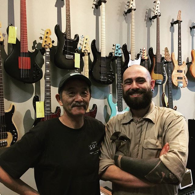 Best Guitar Luthier in Singapore