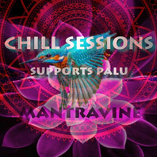 Mantravine in Chill Sessions Supports Palu