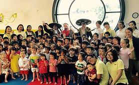 Kids Music Workshop Singapore