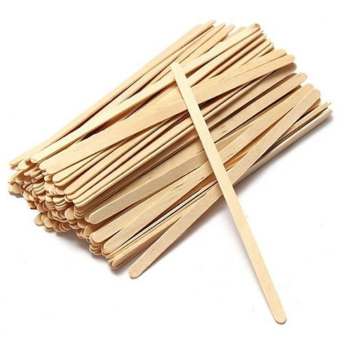 Wooden Stirrers - 5.5 inches. Packed 1 x 1000.